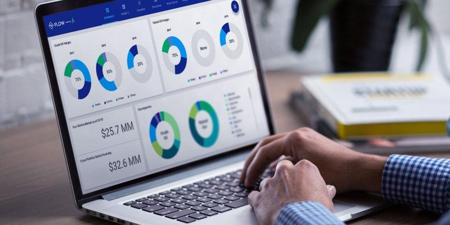 custom financial mobile app