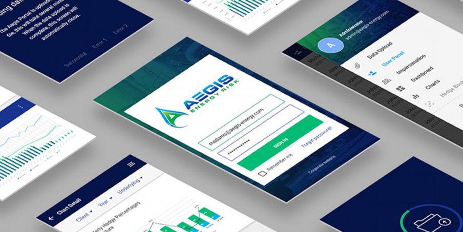 financial data app